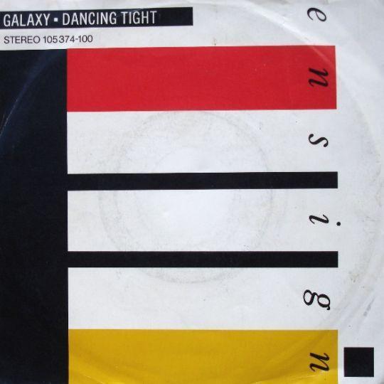 Coverafbeelding Dancing Tight - Galaxy