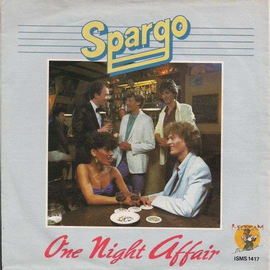 Coverafbeelding Spargo - One Night Affair