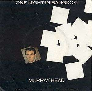 Coverafbeelding Murray Head - One Night In Bangkok