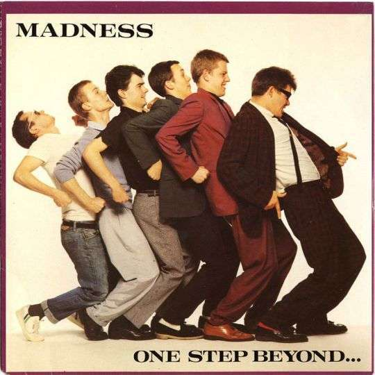 Coverafbeelding One Step Beyond... - Madness