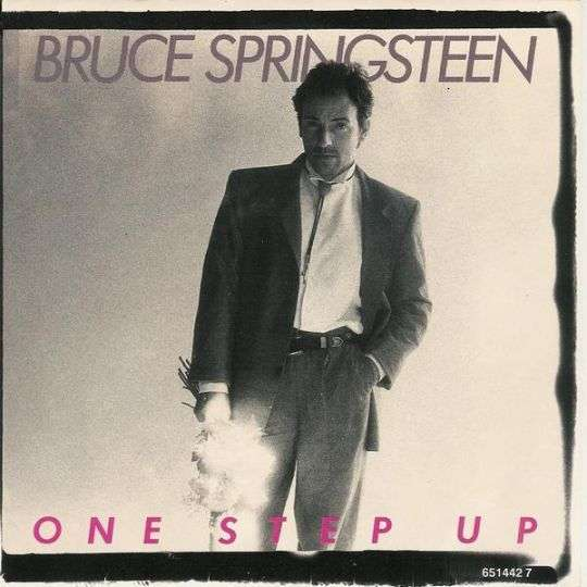 Coverafbeelding One Step Up - Bruce Springsteen