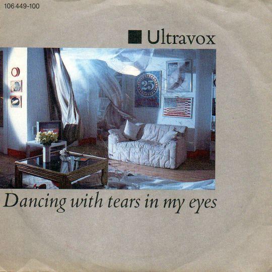 Coverafbeelding Ultravox - Dancing With Tears In My Eyes