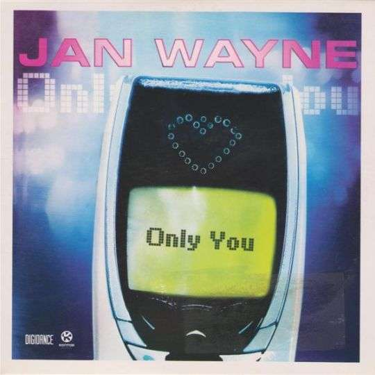 Coverafbeelding Only You - Jan Wayne