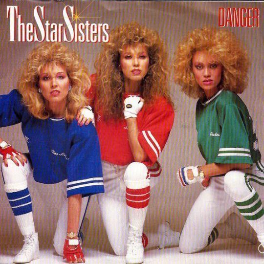 Coverafbeelding Danger - The Star Sisters