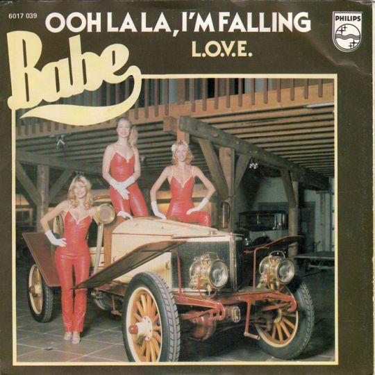 Coverafbeelding Ooh La La, I'm Falling - Babe