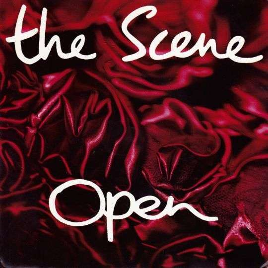 Coverafbeelding The Scene - Open