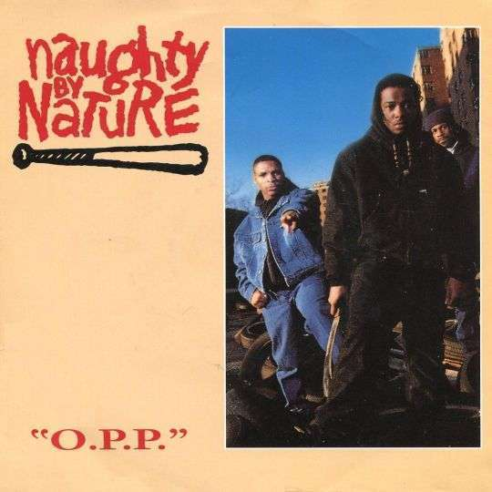 Coverafbeelding O.p.p. - Naughty By Nature