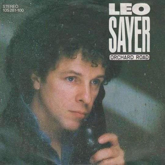 Coverafbeelding Orchard Road - Leo Sayer