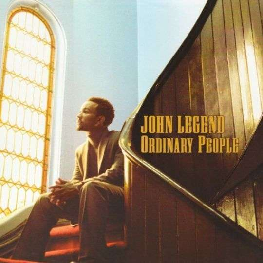 Coverafbeelding Ordinary People - John Legend