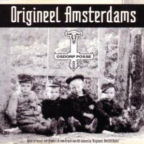 Coverafbeelding Osdorp Posse - Origineel Amsterdams
