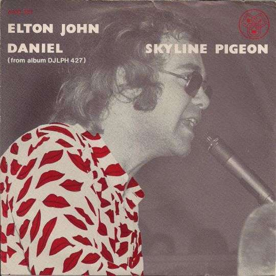 Coverafbeelding Daniel - Elton John