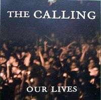 Coverafbeelding Our Lives - The Calling