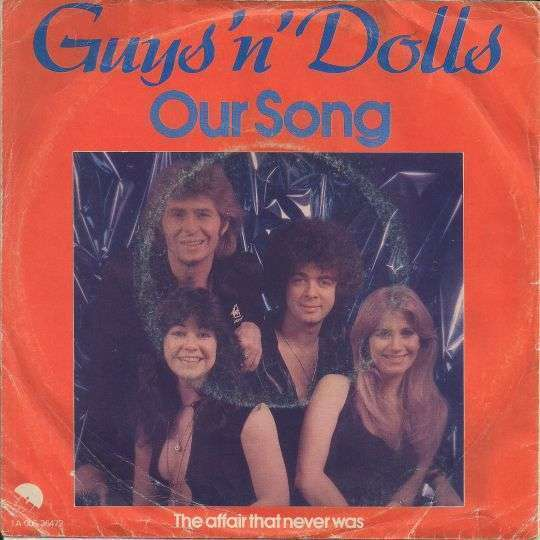Coverafbeelding Our Song - Guys 'n' Dolls