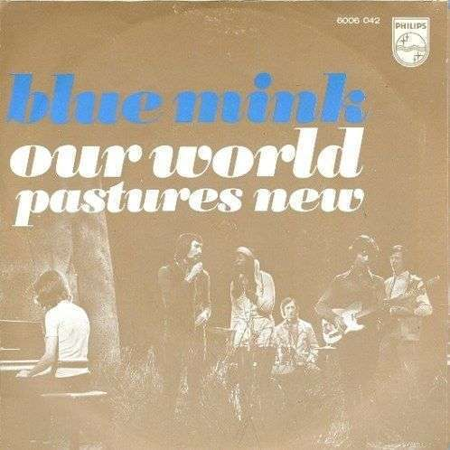 Coverafbeelding Our World - Blue Mink