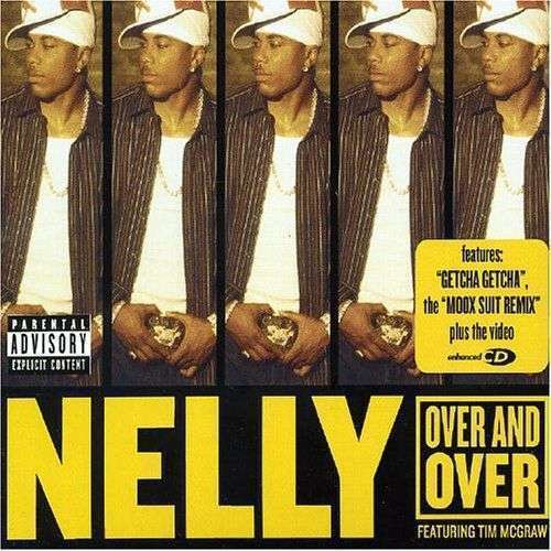 Coverafbeelding Nelly featuring Tim McGraw - Over And Over