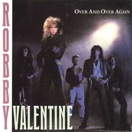Coverafbeelding Robby Valentine - Over And Over Again