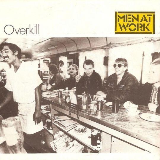 Coverafbeelding Overkill - Men At Work