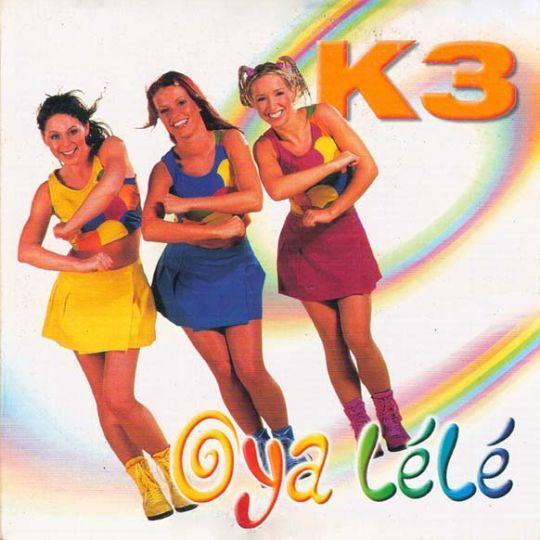 Coverafbeelding Oya Lélé - K3