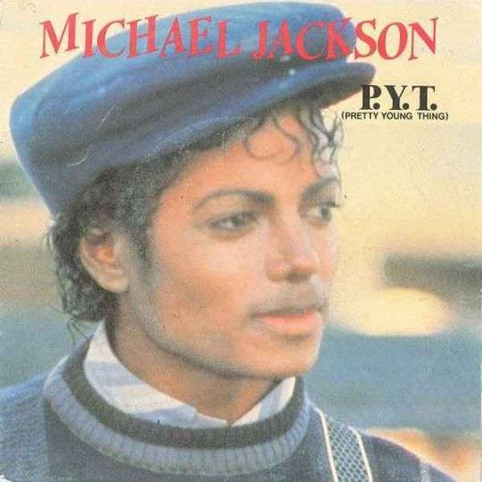 Coverafbeelding Michael Jackson - P.Y.T. (Pretty Young Thing)