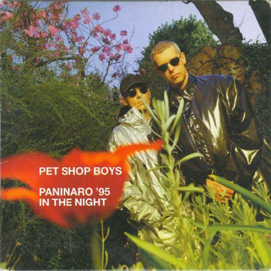 Coverafbeelding Paninaro '95 - Pet Shop Boys