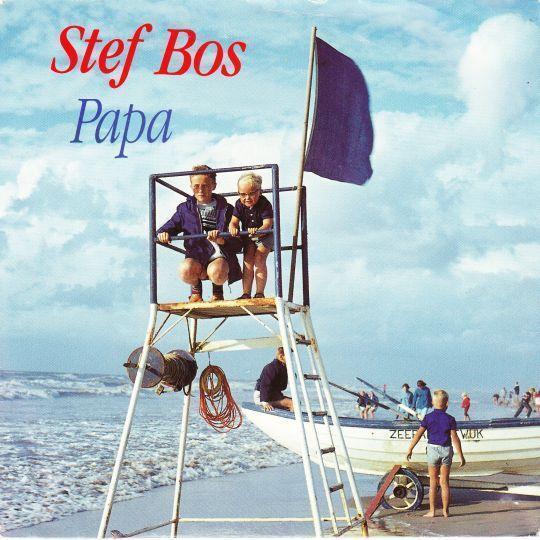 Coverafbeelding Stef Bos - Papa