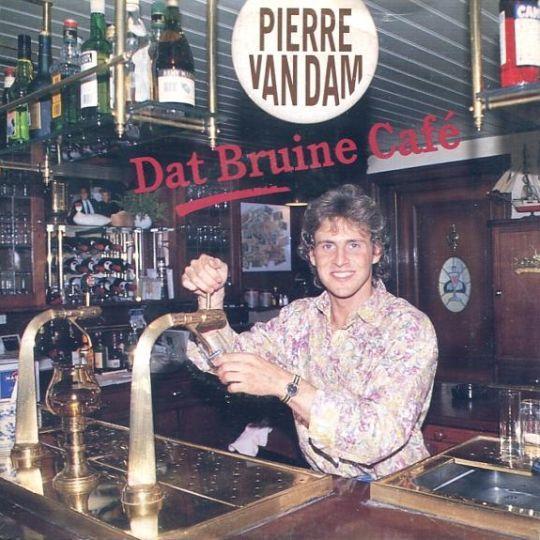 Coverafbeelding Pierre Van Dam - Dat Bruine Café