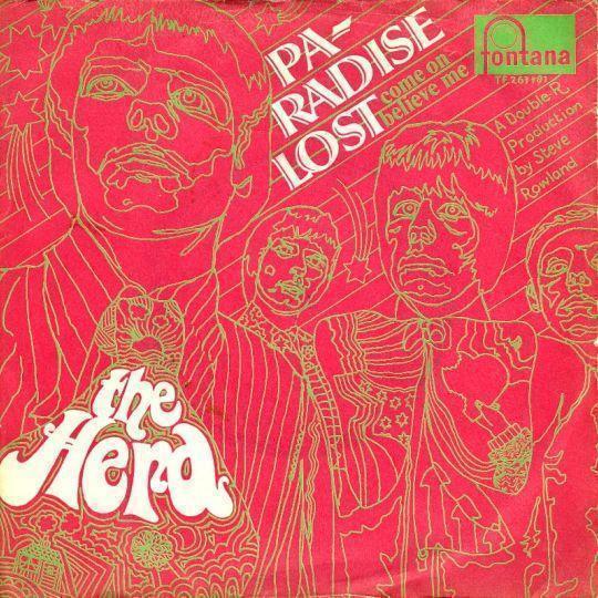 Coverafbeelding Paradise Lost - The Herd