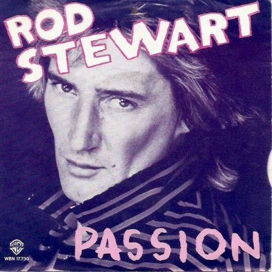 Coverafbeelding Passion - Rod Stewart