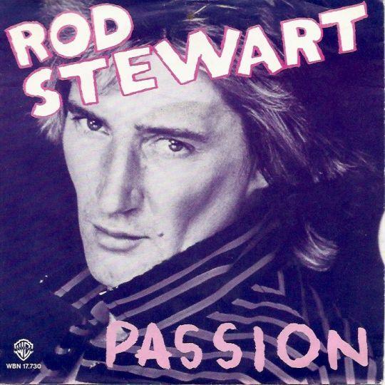 Coverafbeelding Rod Stewart - Passion