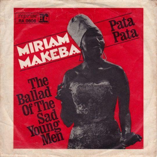 Coverafbeelding Miriam Makeba - Pata Pata