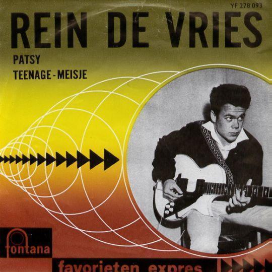 Coverafbeelding Rein De Vries - Patsy