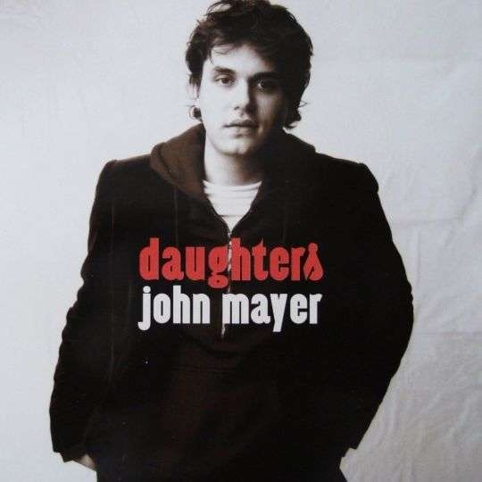 Coverafbeelding Daughters - John Mayer