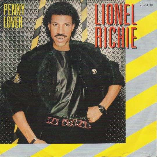 Coverafbeelding Penny Lover - Lionel Richie
