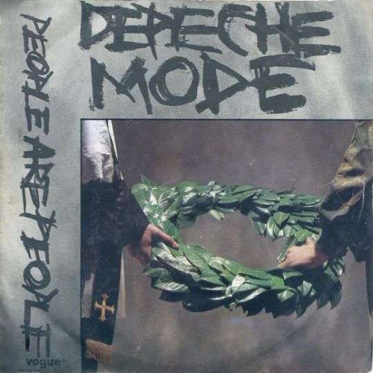 Coverafbeelding People Are People - Depeche Mode
