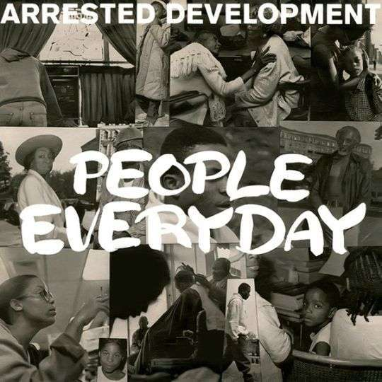 Coverafbeelding People Everyday - Arrested Development
