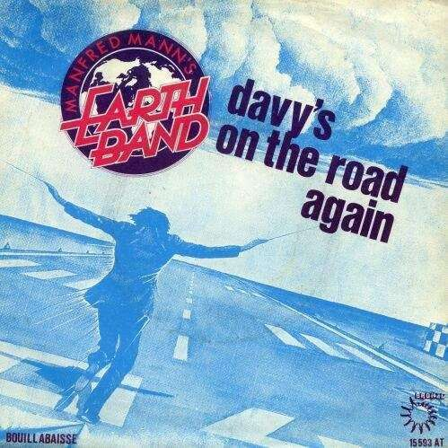 Coverafbeelding Davy's On The Road Again - Manfred Mann's Earth Band