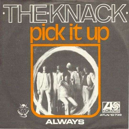 Coverafbeelding Pick It Up - The Knack ((Nld))