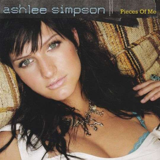Coverafbeelding Pieces Of Me - Ashlee Simpson