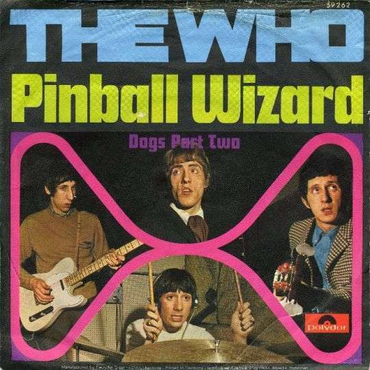Coverafbeelding Pinball Wizard - The Who