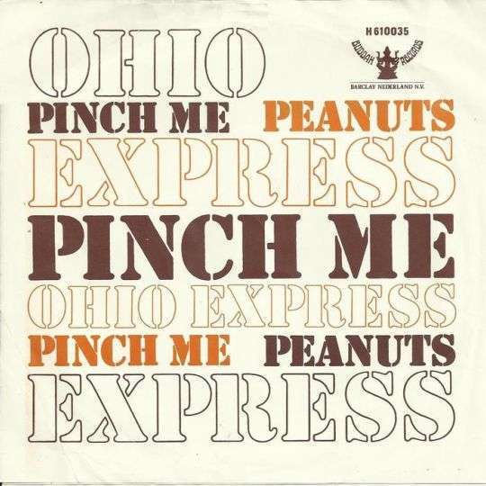 Coverafbeelding Pinch Me - Ohio Express