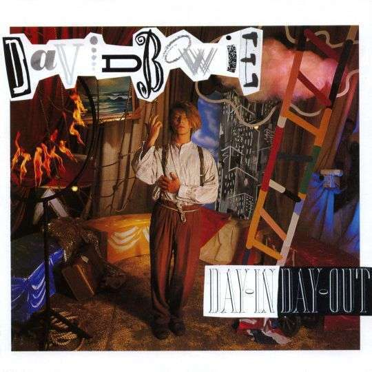 Coverafbeelding Day-In Day-Out - David Bowie