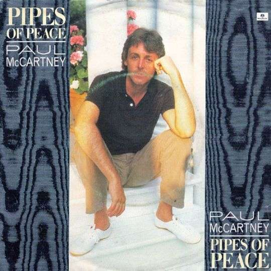 Coverafbeelding Pipes Of Peace - Paul Mccartney