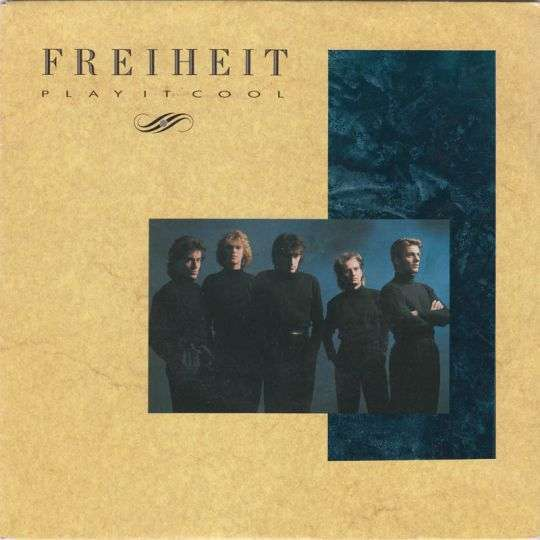 Coverafbeelding Play It Cool - Freiheit