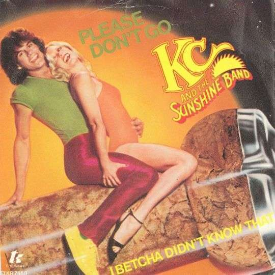 Coverafbeelding Please Don't Go - Kc And The Sunshine Band