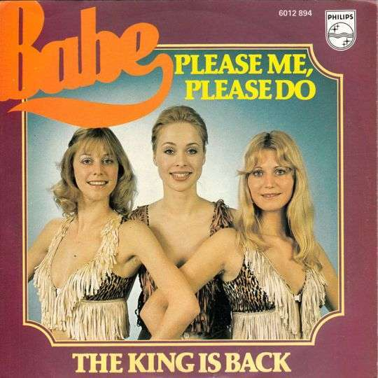 Coverafbeelding Babe - Please Me, Please Do
