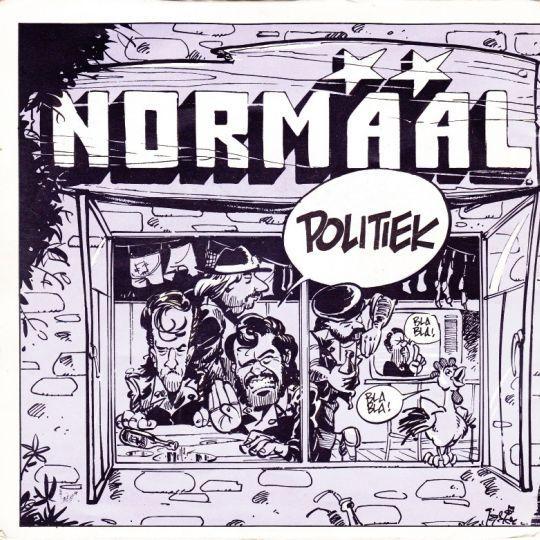 Coverafbeelding Politiek - Normaal
