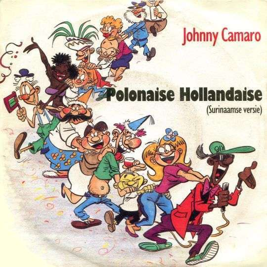 Coverafbeelding Polonaise Hollandaise (Surinaamse Versie) - Johnny Camaro