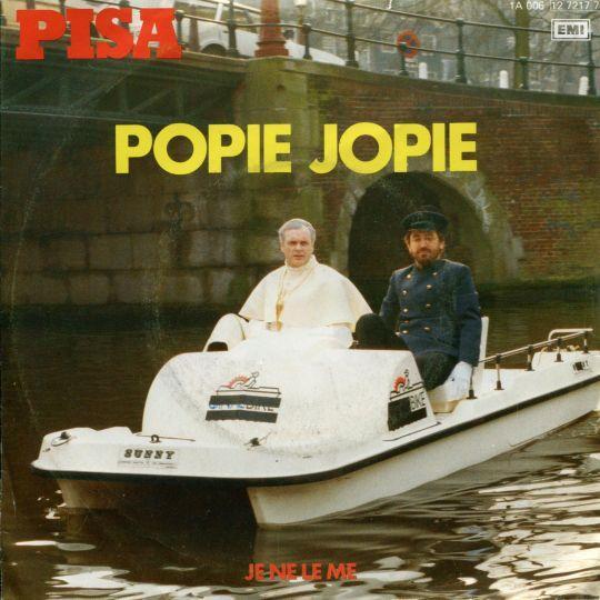 Coverafbeelding Popie Jopie - Pisa