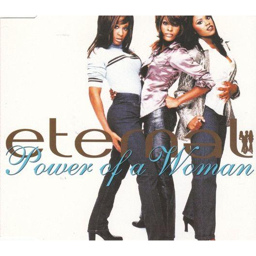 Coverafbeelding Power Of A Woman - Eternal