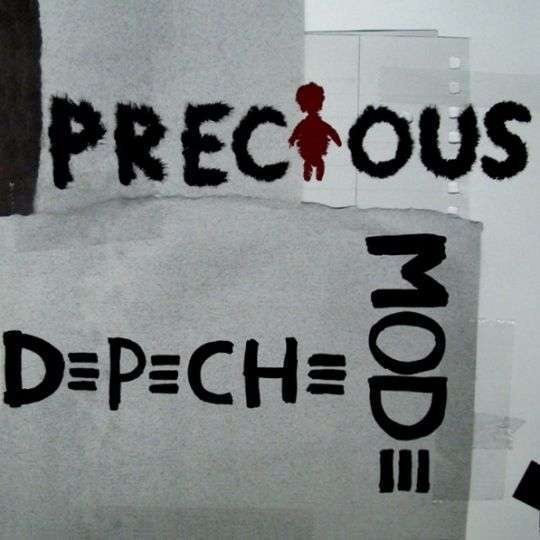 Coverafbeelding Depeche Mode - Precious